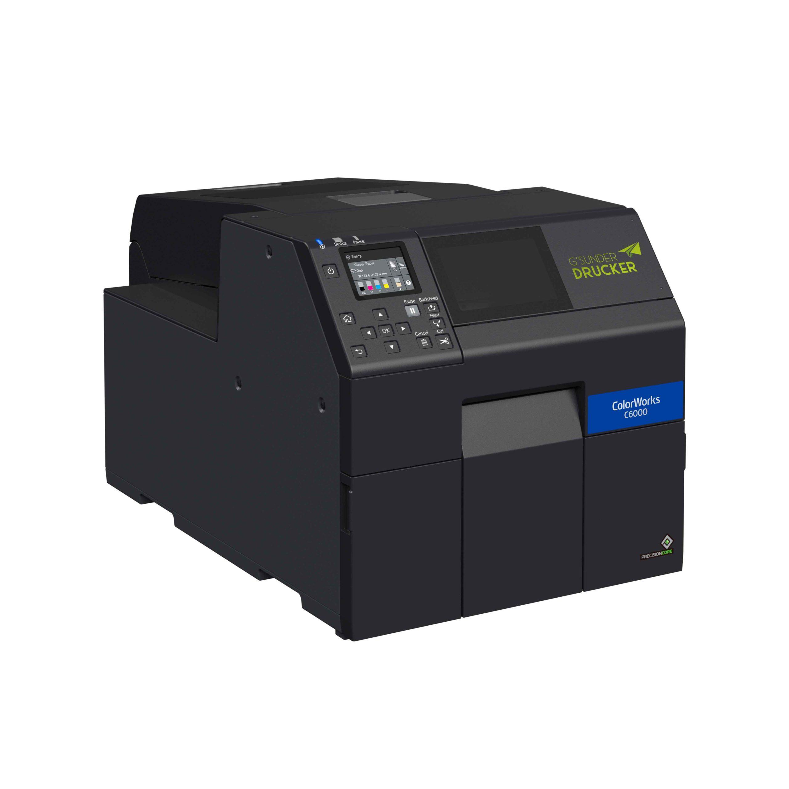 G'sunder Drucker C6000