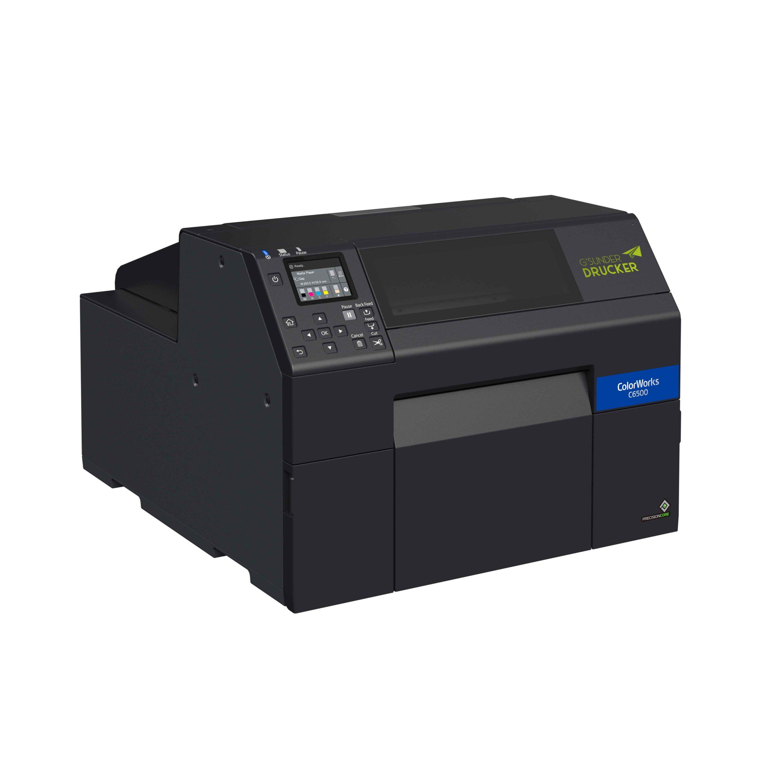 G'sunder Drucker C6500
